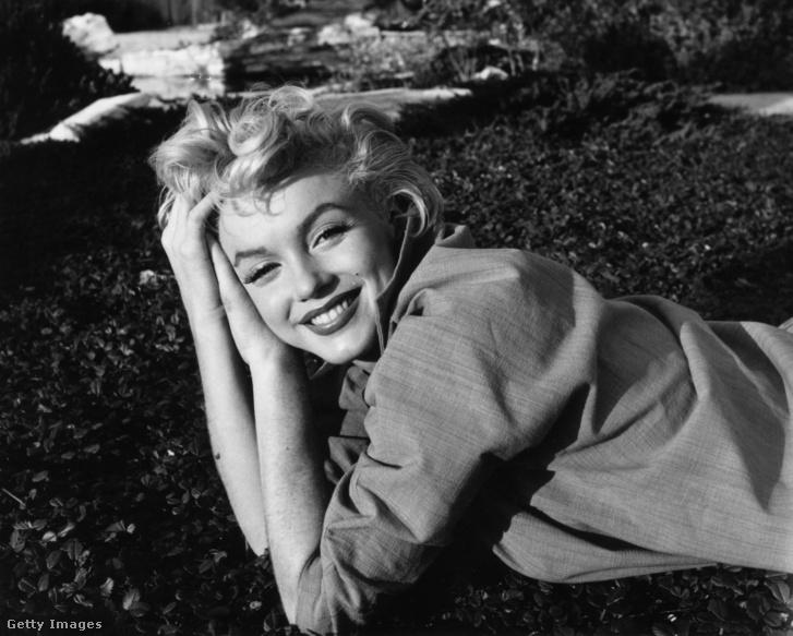 Marilyn Monroe 1954-ben