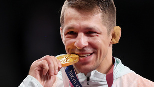 Így nyert olimpiai aranyat Lőrincz Tamás – videó!