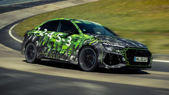 Az Audié a kompakt autók körrekordja a Nürburgringen