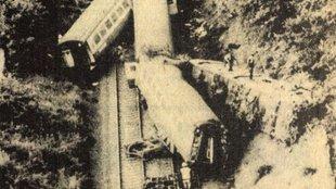 1984 augusztusa: vasúti baleset, világcsúcs, géprablás