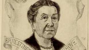 A műgyűjtő Coudenhove Ernestina zselízi grófnő
