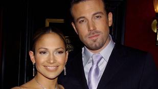 Ennyit ér most Jennifer Lopez Ben Afflecktől kapott gyémánt eljegyzési gyűrűje