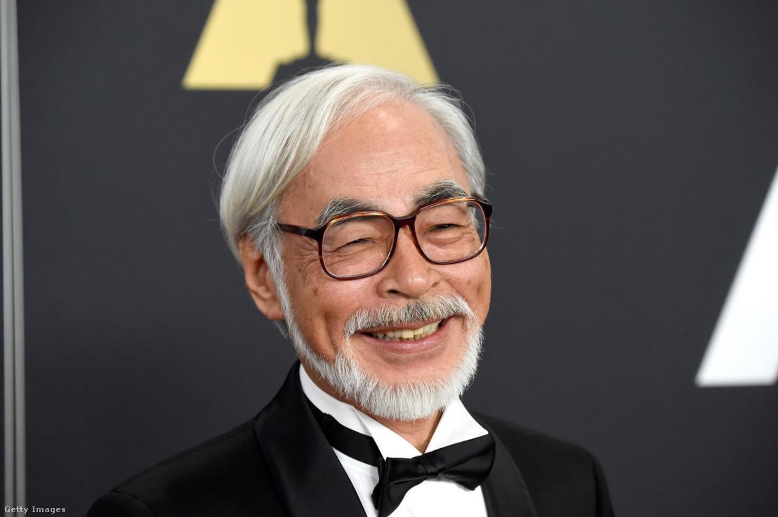 Mijazaki Hajao