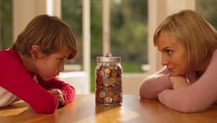 Így neveled szegénységre a gyereked anélkül, hogy észrevennéd