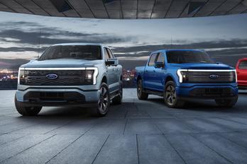 A Fordnál is a villanyautók fejlesztése veszi át a főszerepet