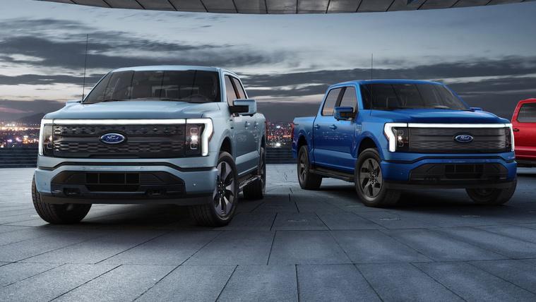 Megduplázzák elektromos Ford pickup gyártását