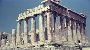 Akkora a hőség, hogy lezárják az Akropoliszt