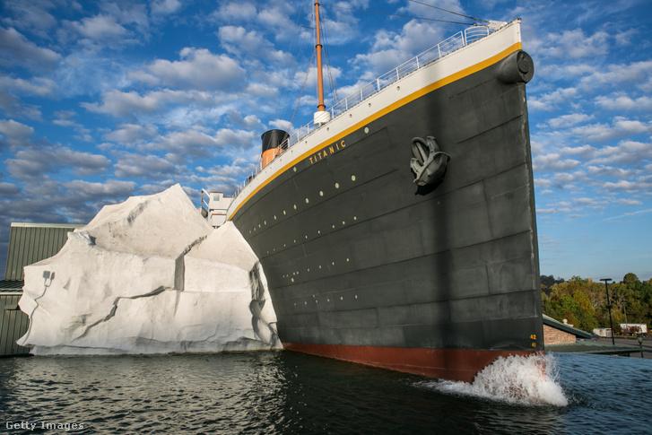 A Titanic-múzeum Pigeon Force-ban