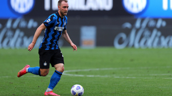 Eriksen visszatért az Interhez