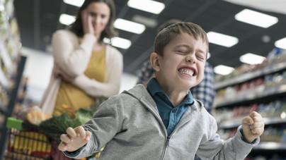 A gyerek viselkedése nem téged minősít, de neked szól