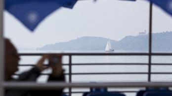 Balatoni hajózás: már több mint egymillióan utaztak az idei szezonban