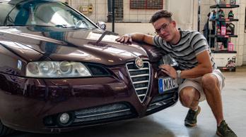 MűhelyPRN: Alfa Romeo 166 2.4 JTD – 2004.