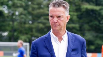 Van Gaal visszatér a válogatott élére