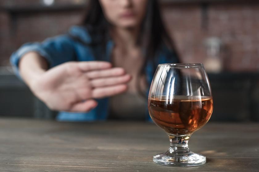 alkohol elutasitasa