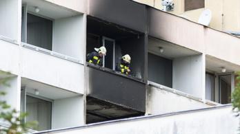 Tűz volt egy zalakarosi szállodában, egy szoba teljesen kiégett