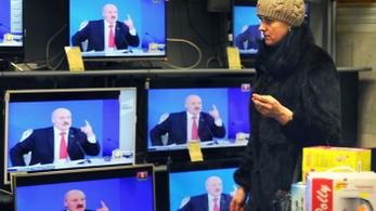 Ellenzékiek felakasztását sürgetik a belarusz állami tévében, amelyben egy magyar cég is hirdet