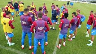 Ma este lejátssza negyedik felkészülési mérkőzését a Barcelona