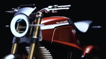 Az Italdesign elképzelte az első villany-Ducatit