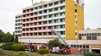 A klímaberendezés okozhatta a zalakarosi hoteltüzet