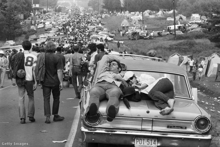 Woodstock fesztivál, 1969