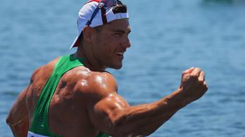 Így lett Tótka Sándor sprintkirályból olimpiai bajnok