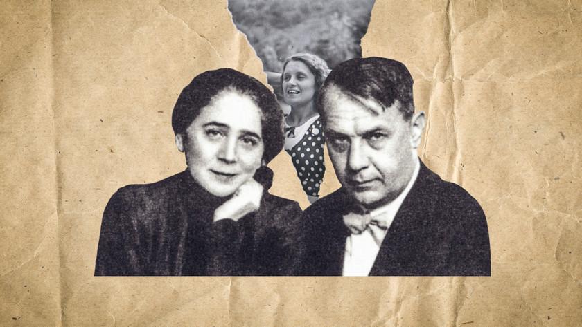 Kosztolányi megcsalt felesége a sorok között elrejtette az író majdnem minden titkát
