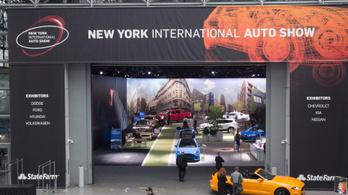 Negyedszer is elhalasztják a New York Auto Show-t