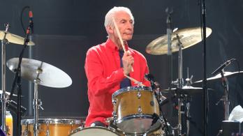 Dobosa nélkül folytatja turnéját a Rolling Stones