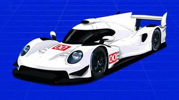A Lamborghini is versenyezne a sportkocsi-prototípusok között