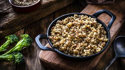 Egészséges köretek: ideje leváltani a krumplit és a fehér rizst, ezeket válaszd helyettük!