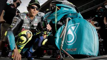 BRÉKING: Valentino Rossi visszavonul