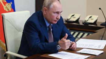 Még Putyint is aggasztja, hogy milyen gyorsan olvad a jég Oroszországban