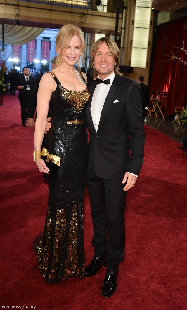 Nicole Kidman és Keith Urban
