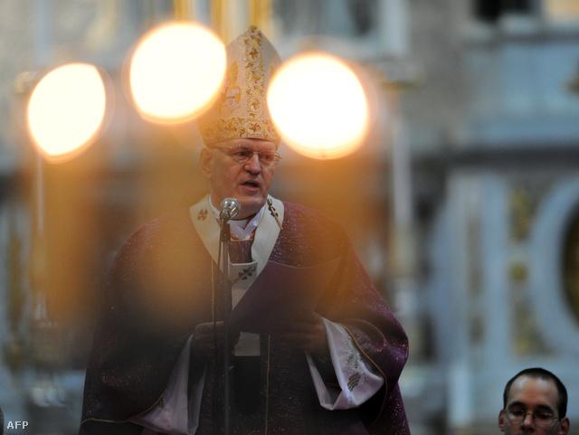 Erdő Péter bíboros, prímás esztergom-budapesti érsek