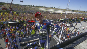 Valentino Rossi, az utolérhetetlen