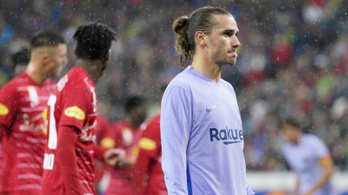 """""""A te hibád, hogy Messi elmegy!"""" – a szurkolók nekiestek Griezmann-nak"""
