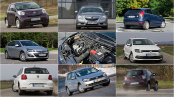 Az Év Autója-díj dobogósai mint használt autók XVI. – 2009-2010.