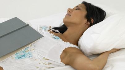 Ezért álmosodsz el annyira az olvasástól