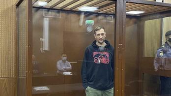 Börtönbüntetésre ítélték Alekszej Navalnij testvérét