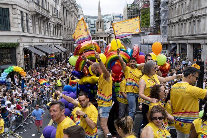 A 2019-es Pride Londonban