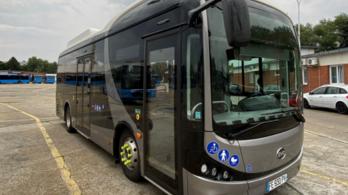 A jövő buszával utazhatunk a Gellérthegyre