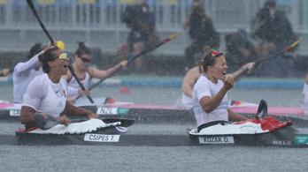 Harmadszor is olimpiai bajnok a női kajak négyes!