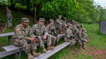 Megtartja európai bázisait az amerikai hadsereg