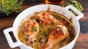 Ebből a csirkecasserole-ból nagyon egyszerűen és költséghatékonyan lesz remek ebéd
