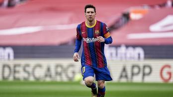 Messi sajtótájékoztatót tart Barcelonában vasárnap