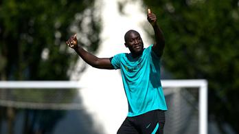 Romelu Lukaku visszatér a Chelsea-hez