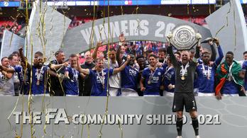 A Leicester nyerte a kupát, korábbi játékosa okozta a Manchester City vesztét