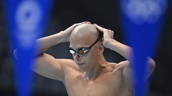 Cseh László grillezéssel ünnepli és piheni ki az olimpiát