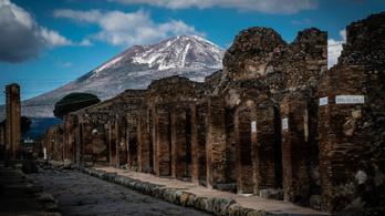 Megnyitják az ókori gyorsbüfét Pompejiben