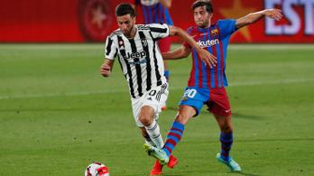 Van élet Messi után is: lefocizta a Barca Ronaldóékat